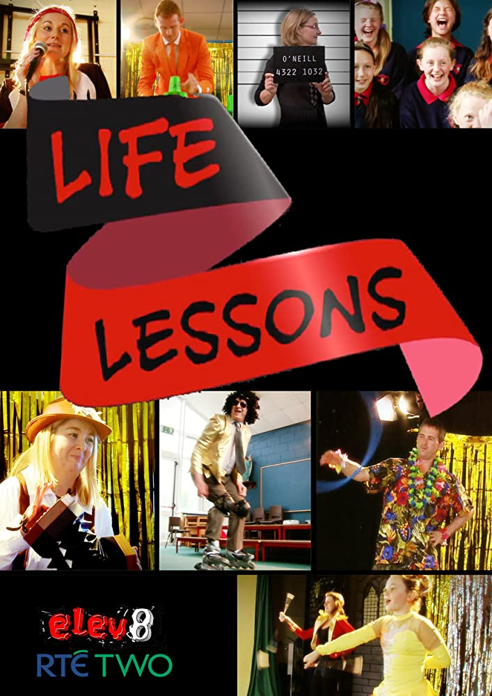 Life Lessons TV Series Poster