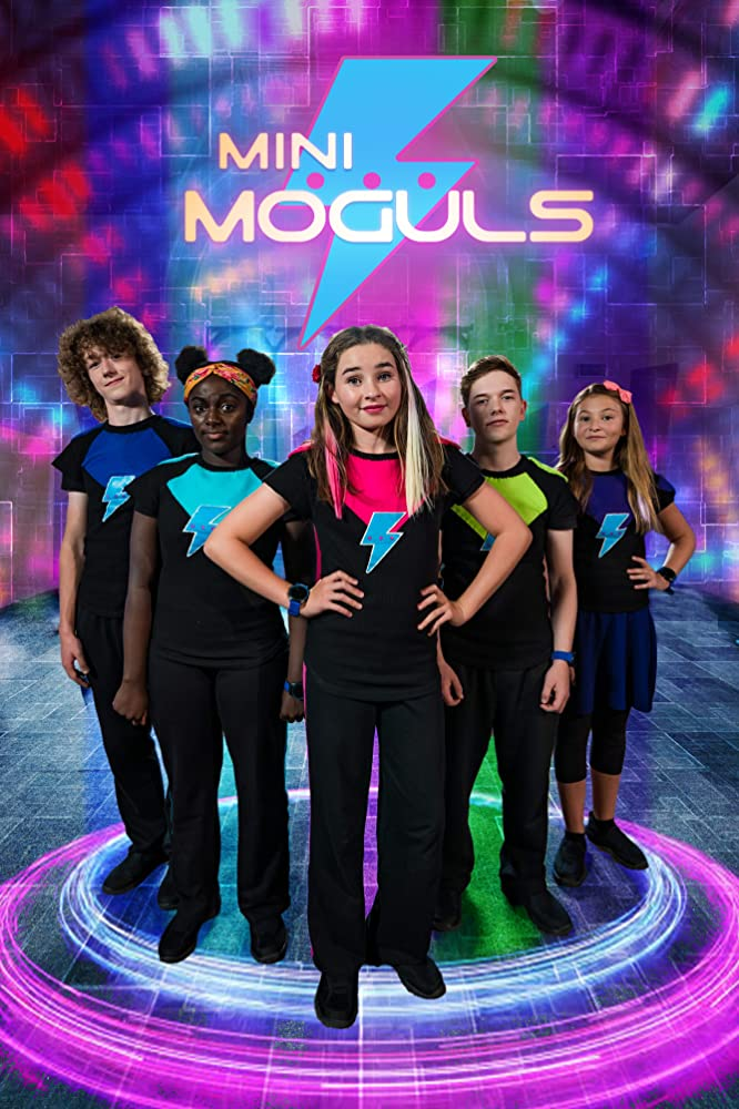 Mini Moguls TV Series Poster