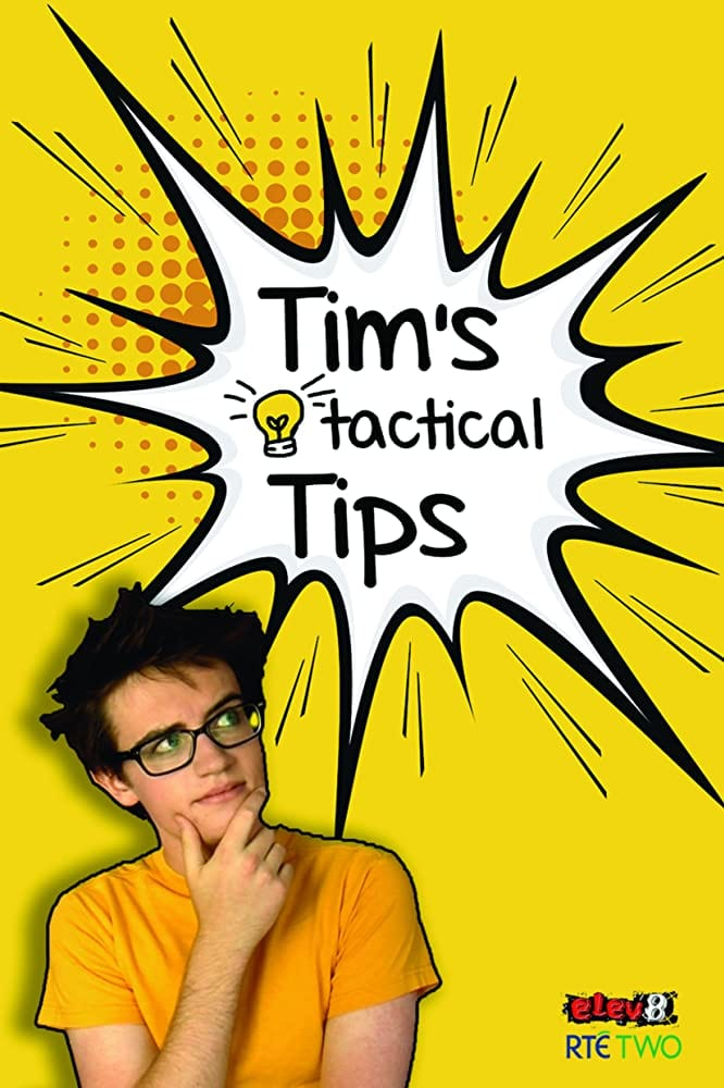 Tim's Tactical Tips TV Series Poster